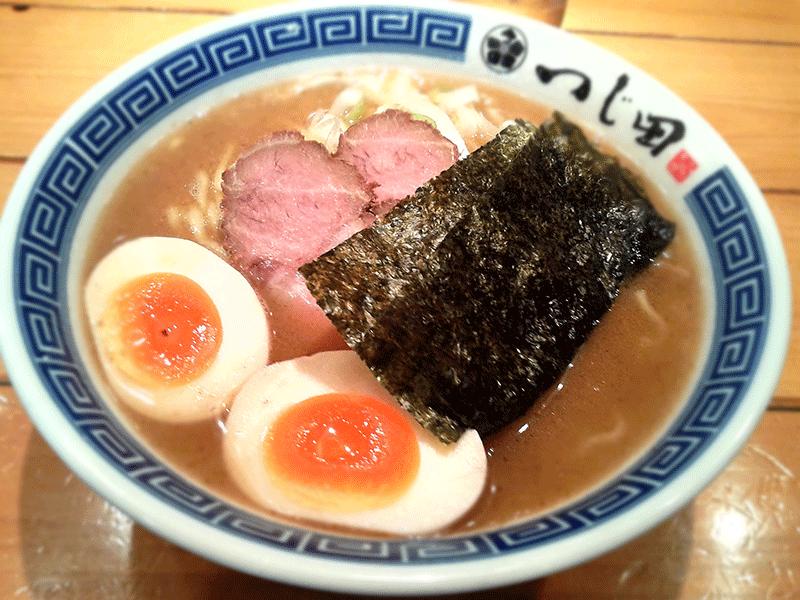 飯田橋 つじ田 ラーメン