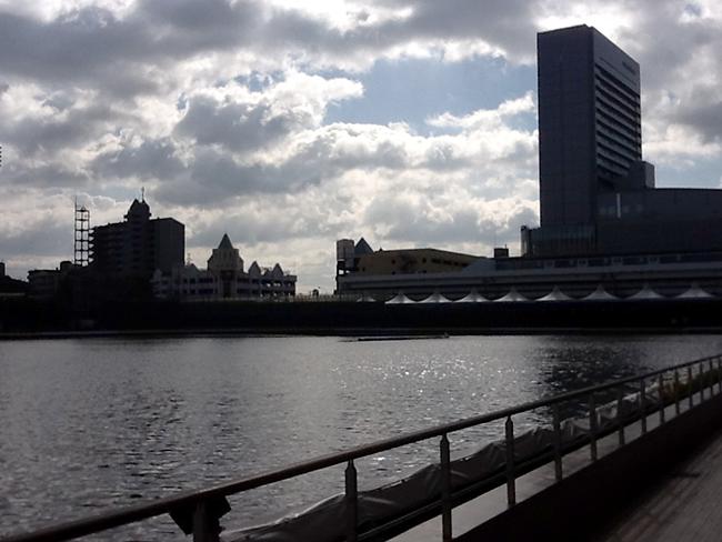 大阪 住之江 競艇場3