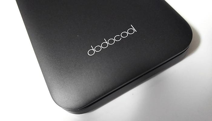 dodocool モバイルバッテリー USB Type-C対応 DP12 デザイン