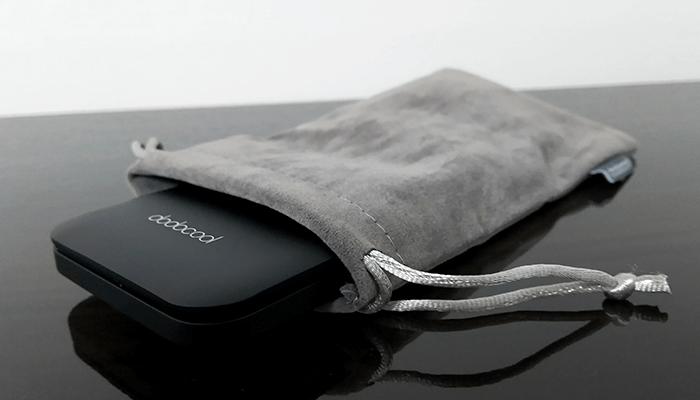 dodocool モバイルバッテリー USB Type-C対応 DP12 収納