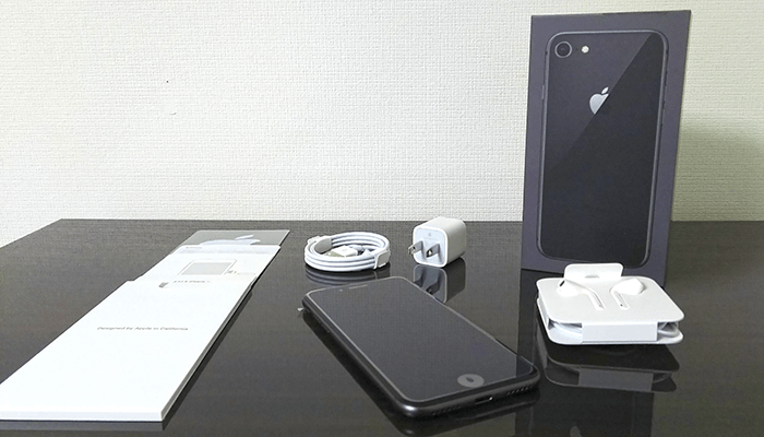 楽天モバイル iPhone8