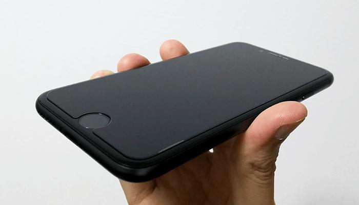 iPhone8 Adison 液晶保護 強化ガラスフィルム