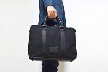 北欧デザインのおしゃれビジネスバッグ!ガストンルーガのメスタレンをレビュー!【PR】