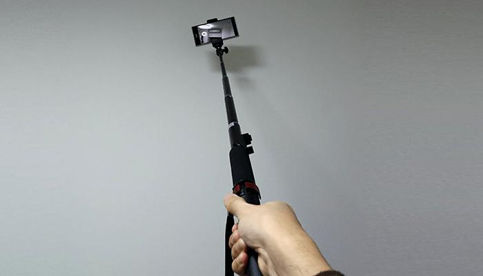 AGPtEK 自撮り棒 自撮り最大長さ