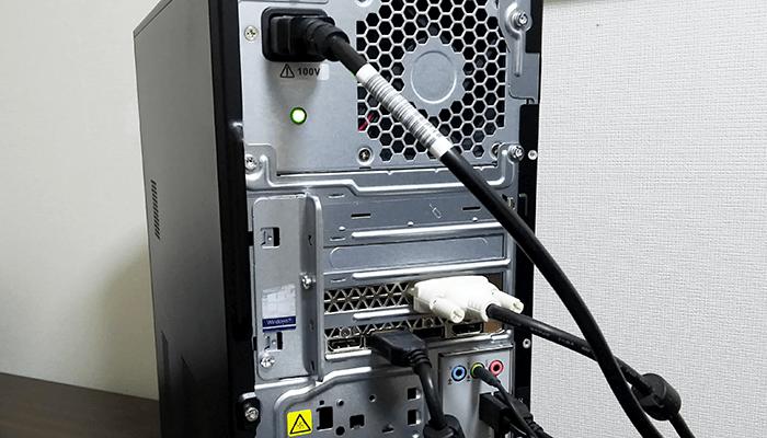 HP ヒューレットパッカード Pavilion Power 580 レビュー