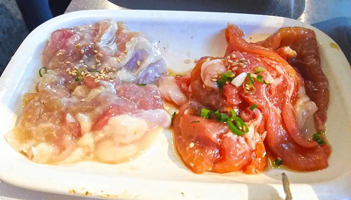 赤羽 焼肉 神保町食肉センター