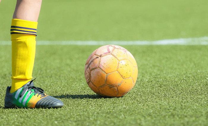サッカー イメージ写真