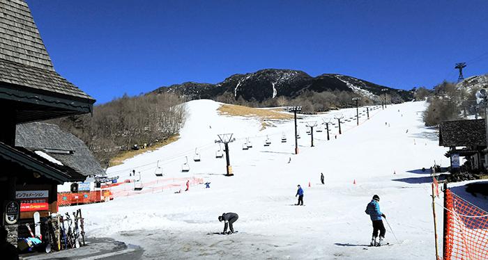 蓼科 スキー場 ピラタス蓼科スノーリゾート