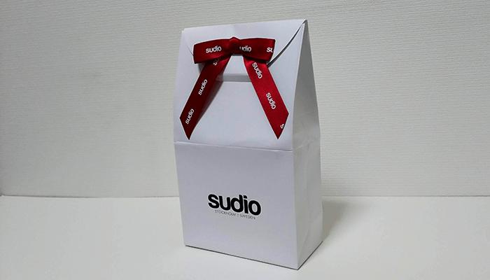 sudio プレゼント包装紙