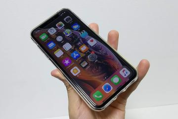 楽天モバイルでiPhoneXs(ドコモ端末)を使った感想「普通に動いて快適!」