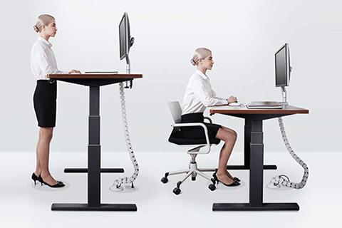LOCTEK 電動昇降スタンディングデスクは背が高い長身にオススメの長脚机!【PR】