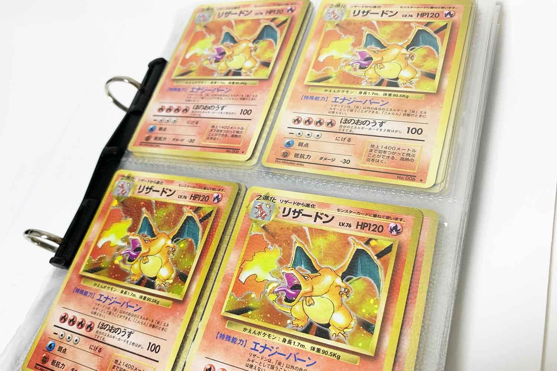 昔のポケモンカードを売却! 駿河屋で150枚22000円の高額買取だった!