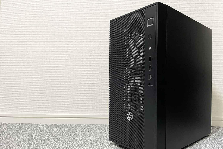 初めての自作PC 組立手順9「PCケースにSilverStone社SST-FAR1B-Gを準備!」