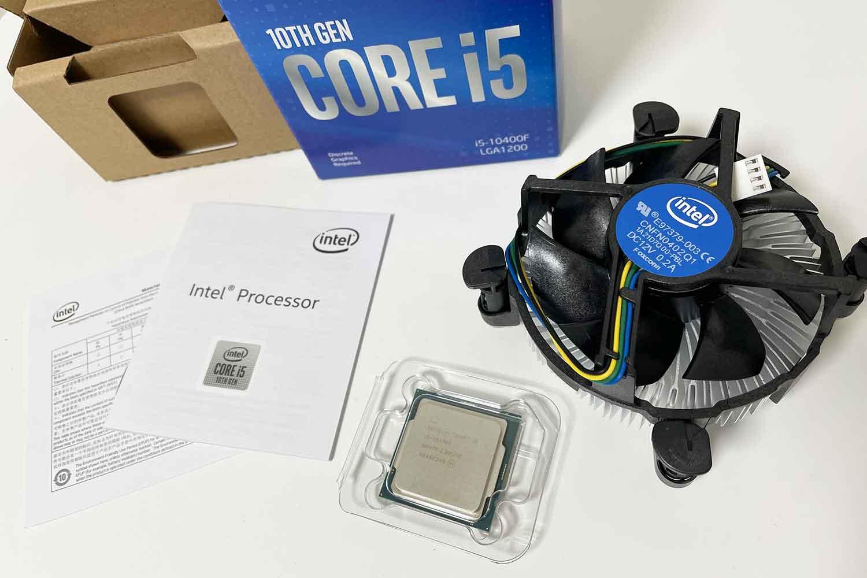 Intel CPU Core i5-10400F