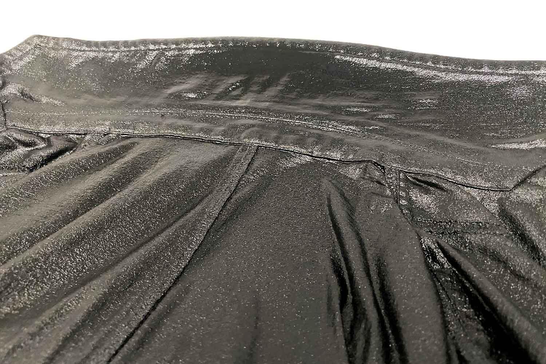 黒ジャケット 襟汚れ 洗い