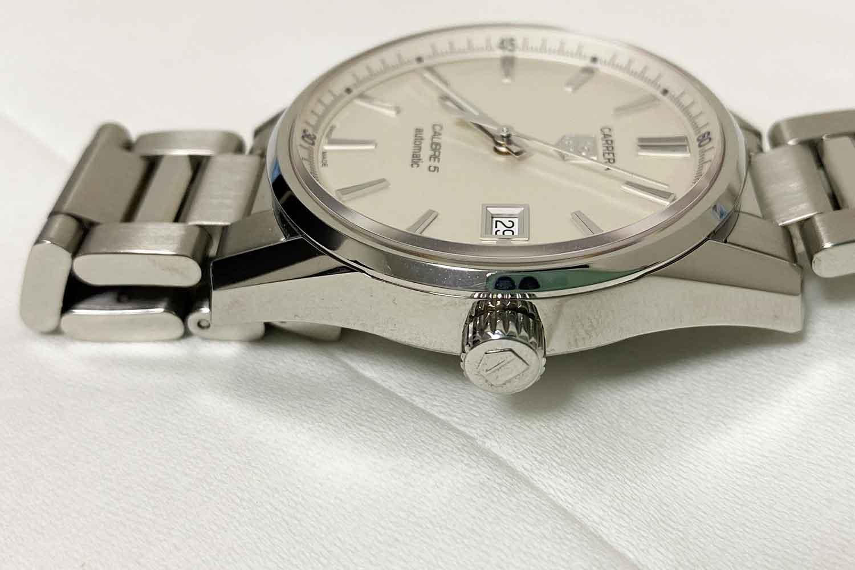 腕時計の汚れ タグホイヤー