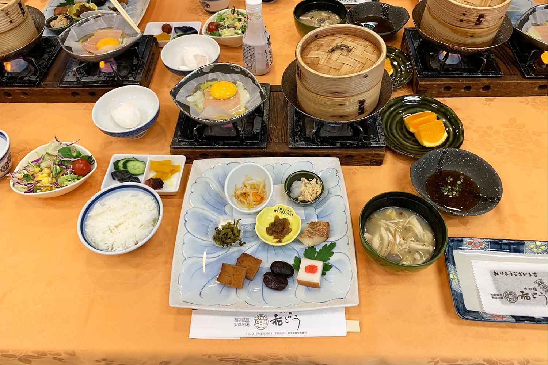 秩父「ゆの宿 和どう」 は朝食も最高すぎた!