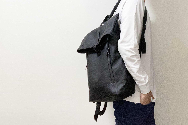 北欧ブランドGASTON LUGA『ルーレン』は防水リュックなのに素敵デザインでオススメ【PR】